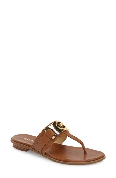 bf0143dce21d2 MICHAEL Michael Kors  Warren  Sandal available at  Nordstrom ...