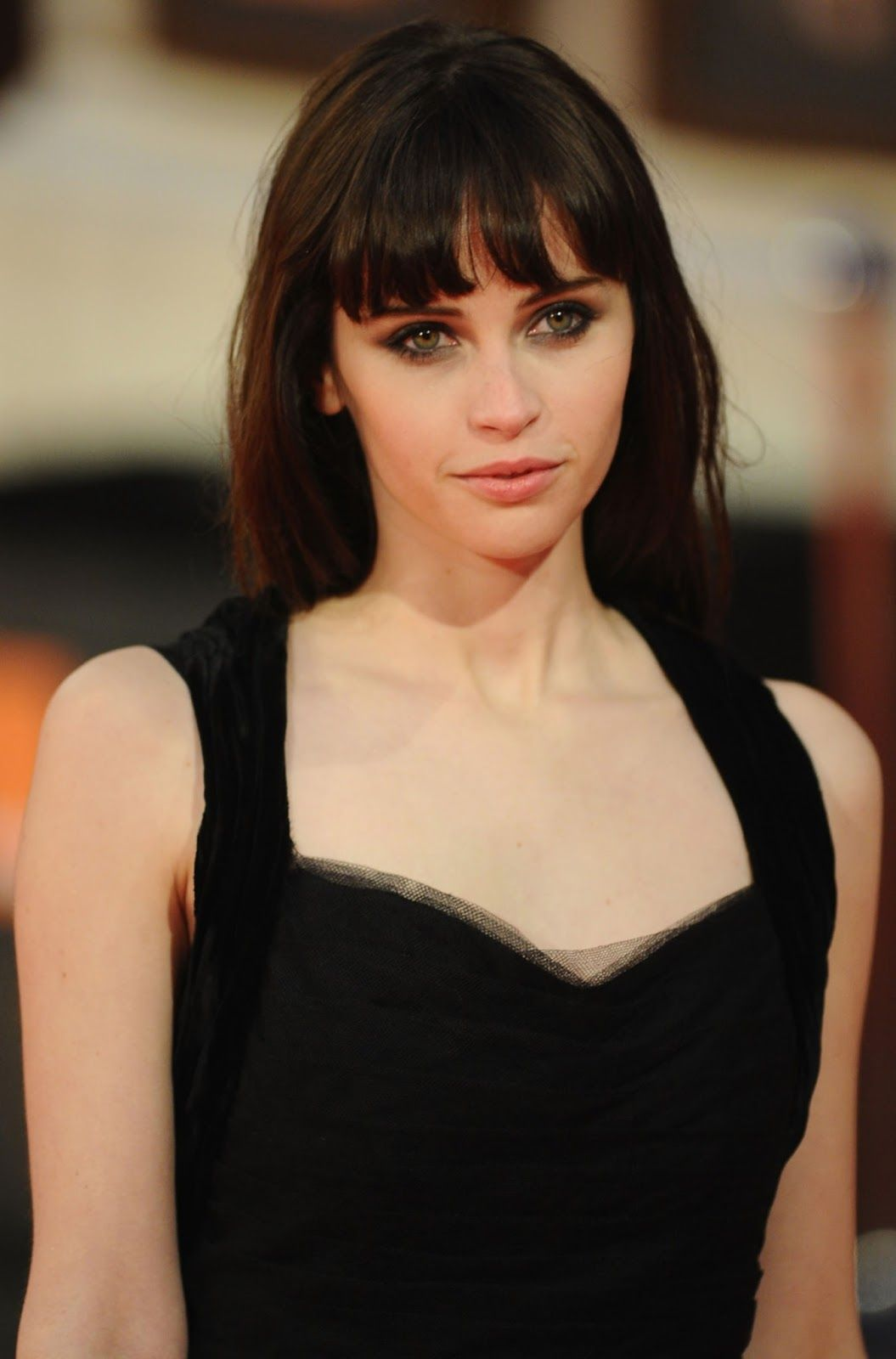 photo Felicity Jones (born 1983)