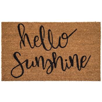 Hello Sunshine Doormat Hobby Lobby 1613819 In 2020 Door Mat Custom Doormat Coir