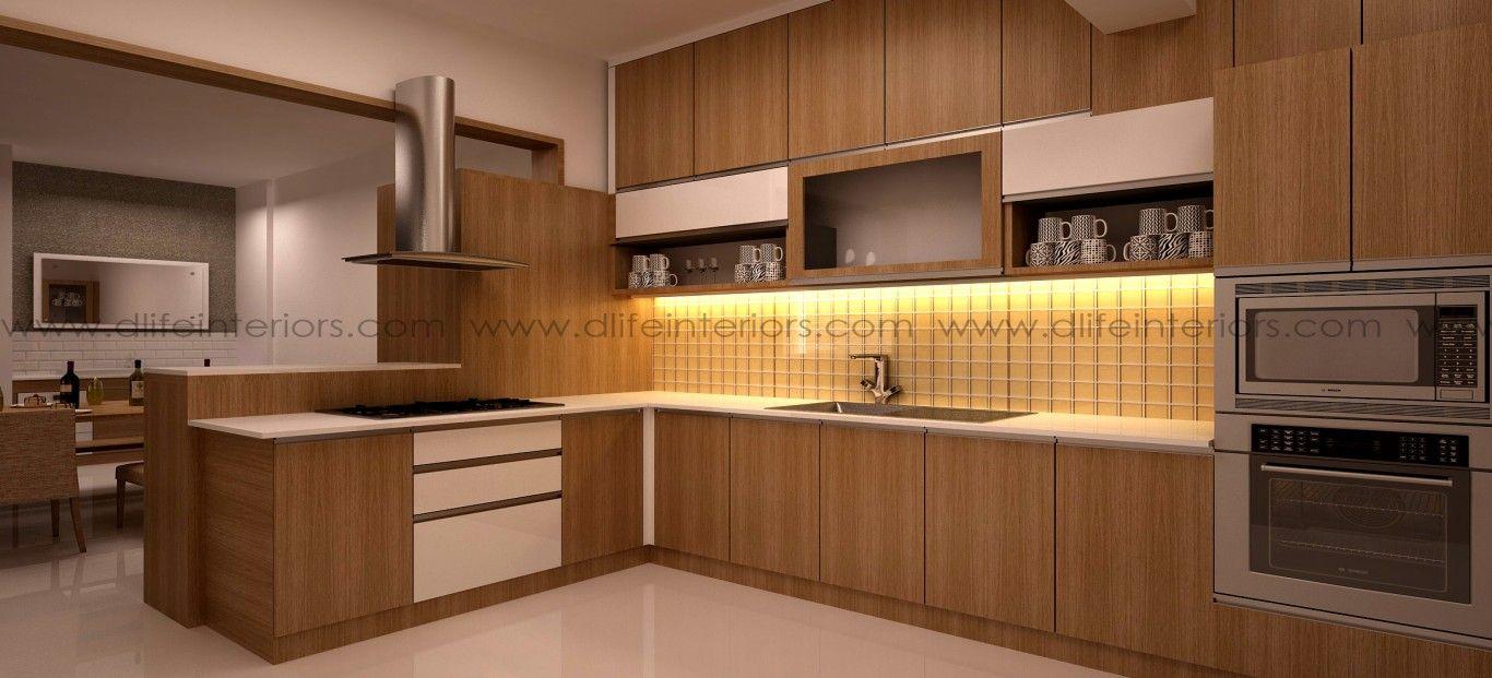 Best Jade L Shape Kitchen Well Customized Modern Kitchen 400 x 300