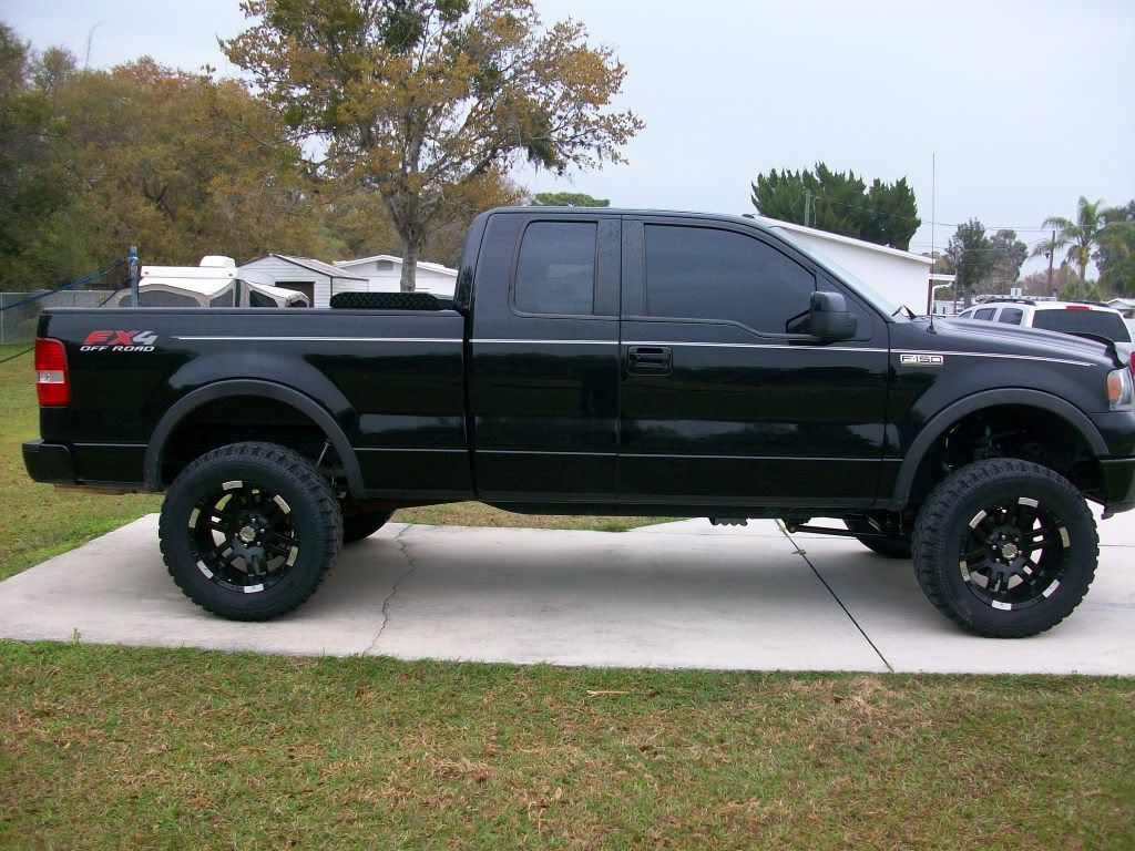Ford f 150 lifted post tint pics plez page 3 f150online forums
