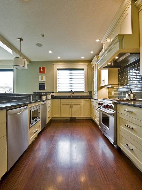 spaces u shaped kitchen designs design pictures remodel decor and ideas yellow kitchen on u kitchen remodel id=90829