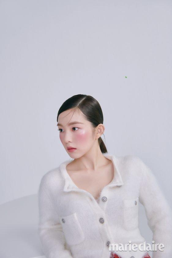 SCAN   IRENE X MARIE CLAIRE 2019 ©sgsgom   Red velvet