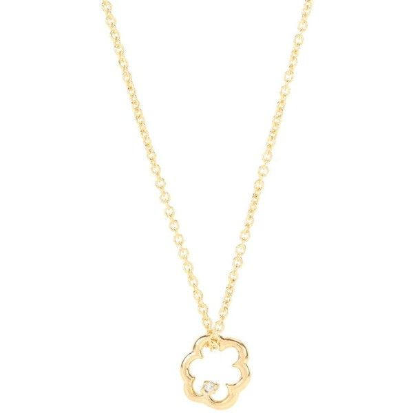 Aliita 9kt gold diamond necklace arBEy