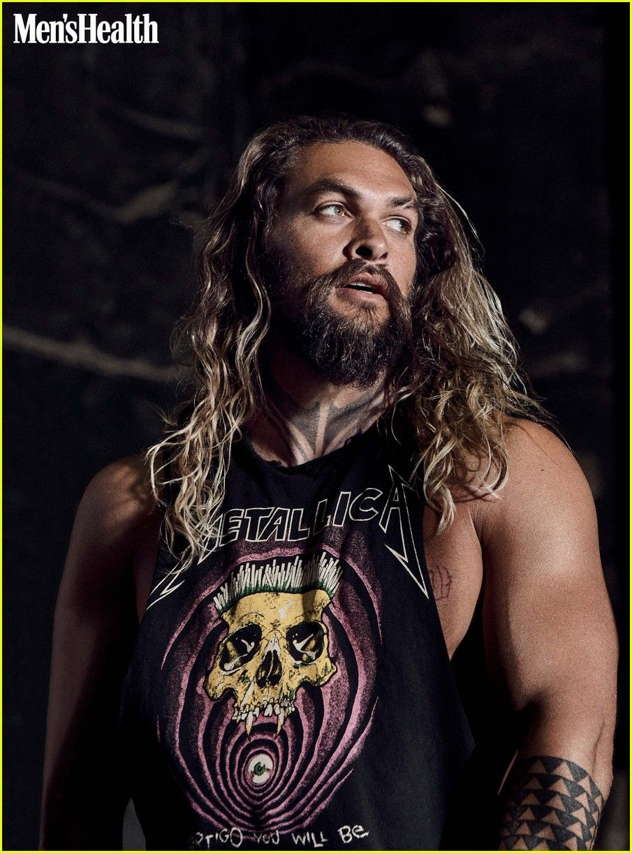 Jason Momoa Talks Lovingly About His Children: 'My Kids Are the Greatest Piece of Art'