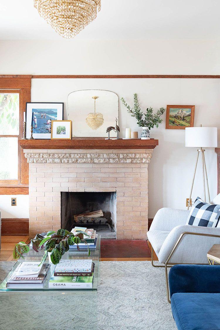 Pin On On The Blog Jojotastic Old home living room ideas