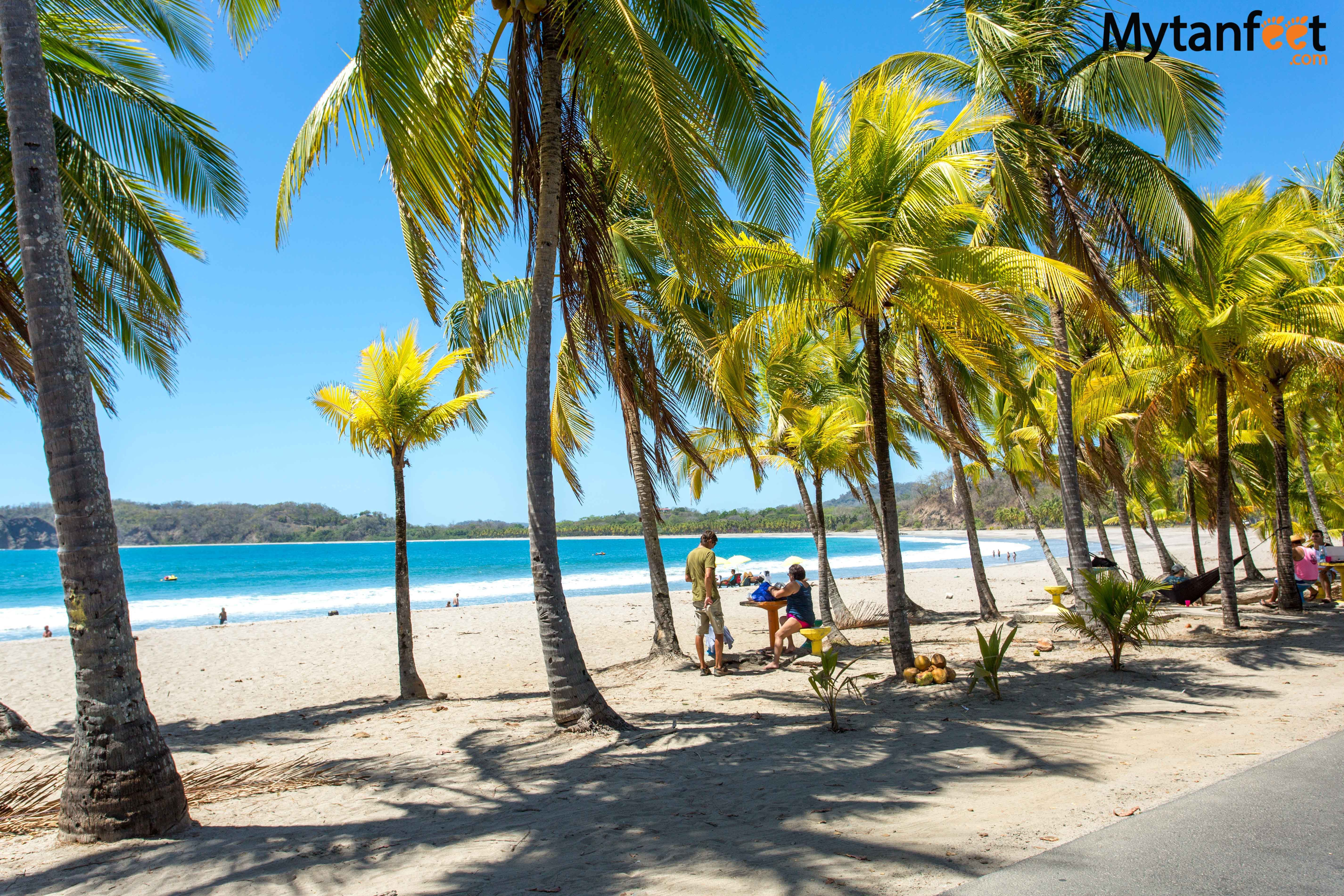 Playa Carrillo The Quiet Unspoiled
