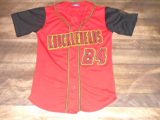 e95300bb9 Take a look at this custom jersey designed by Knuckleheads Baseball and  created at Yours and Mine Sports in Modesto
