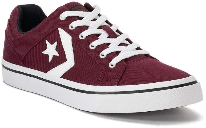 Converse Chuck Taylor Cons El Distrito Skate Shoes Mens