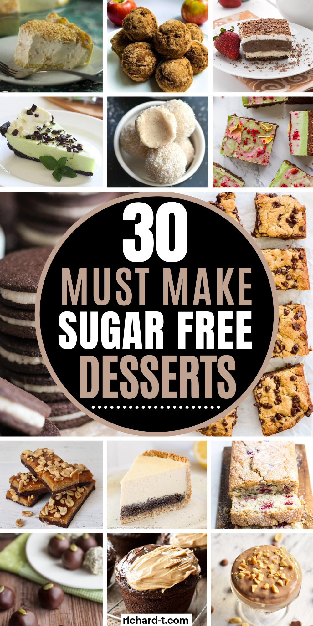 30 Easy Sugar Free Desserts You Wish You Made Sooner