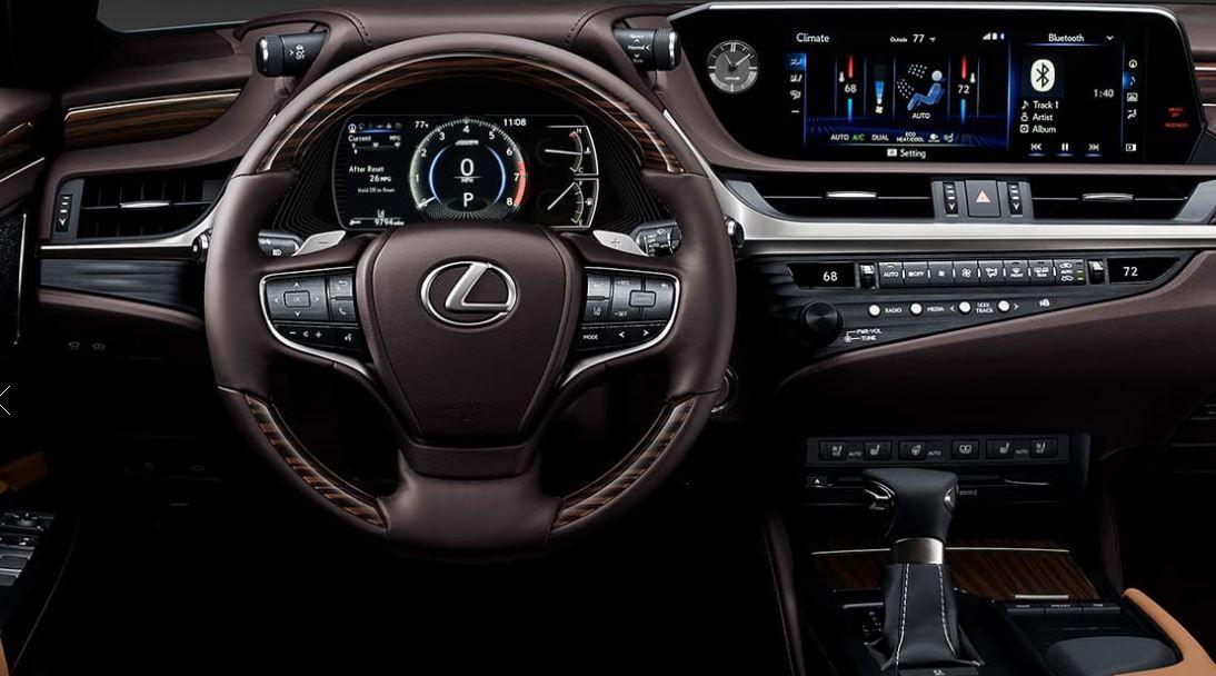 Lexus Car Accessories Shop