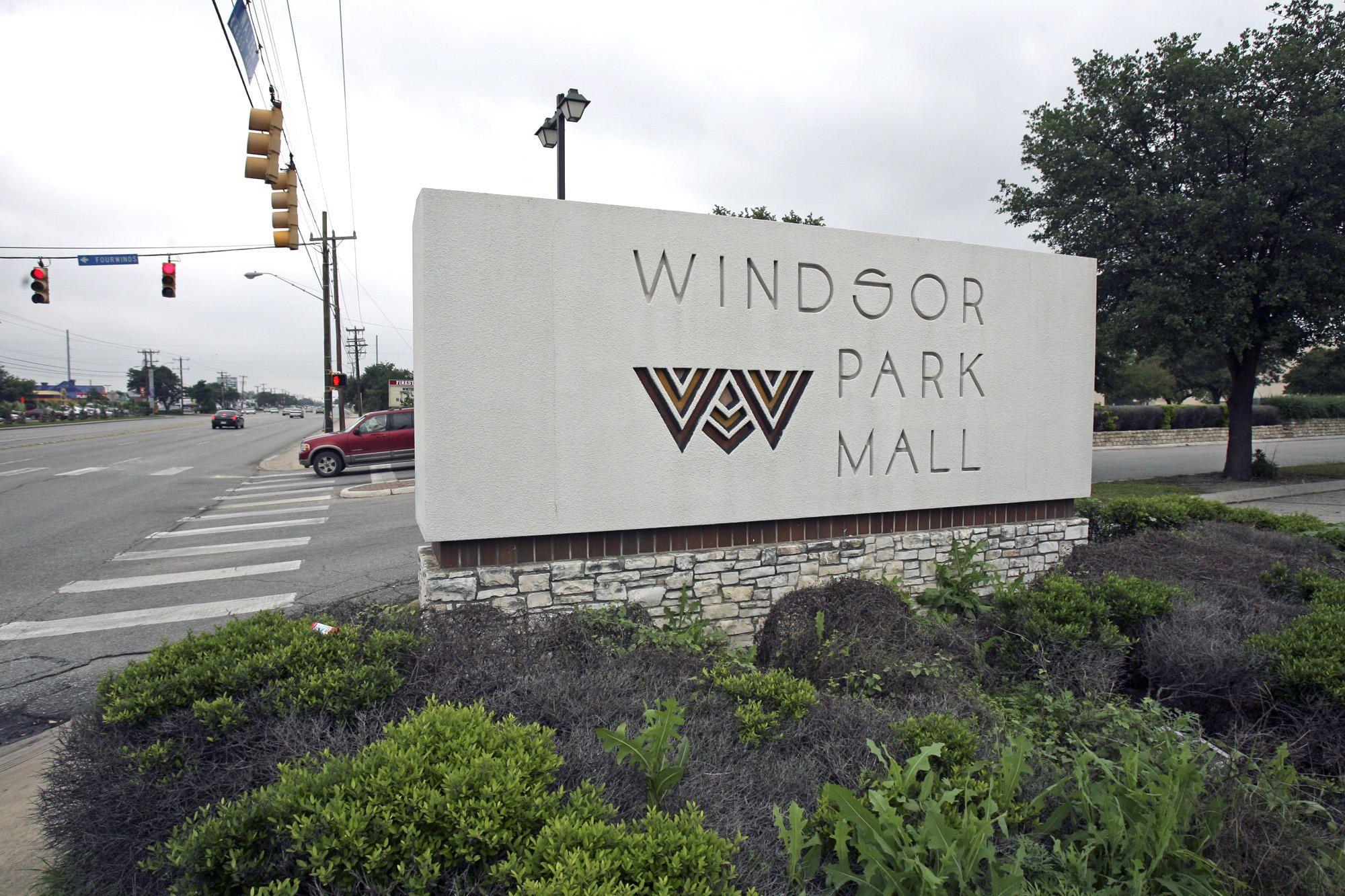 WINDSOR PARK MALL Windsor park, San antonio tx, San