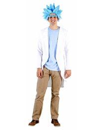 Rick Sanchez Costume Set #mamp;mcostumediy