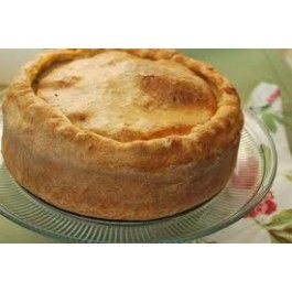 Pizza Rustica with Extra Virgin Olive Oil Recipe