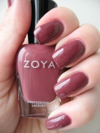 Zoya Coco Polishes In My Collection Coco Nails Zoya Nail