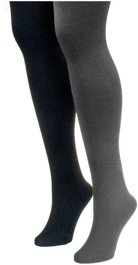 3eed8f80165ce Muk Luks Women's Fleece-Lined Tights 2-Pair Pac k | Christmas Wish ...