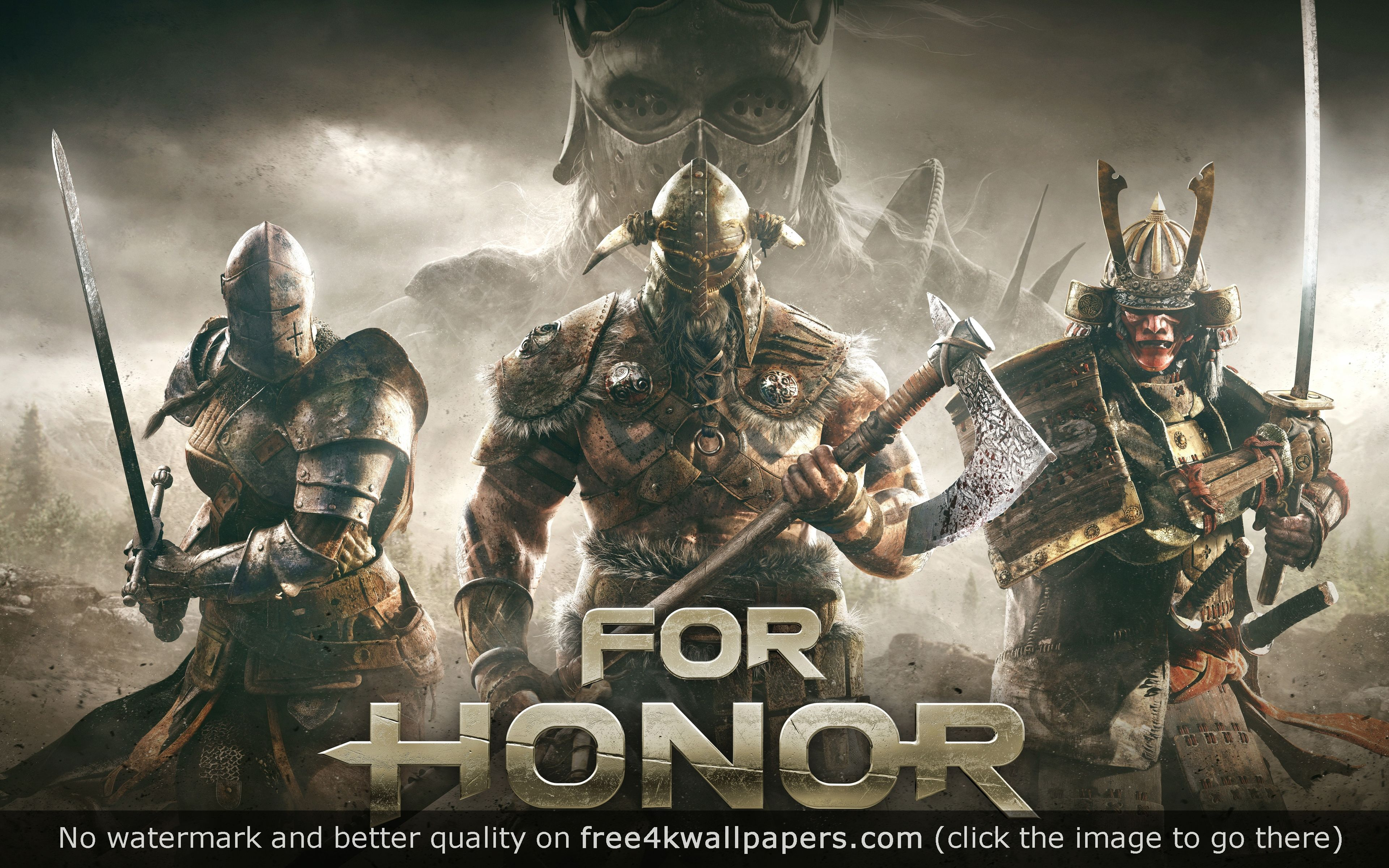 For Honor 4k 4k Wallpaper For Honour Game Samurai Honor