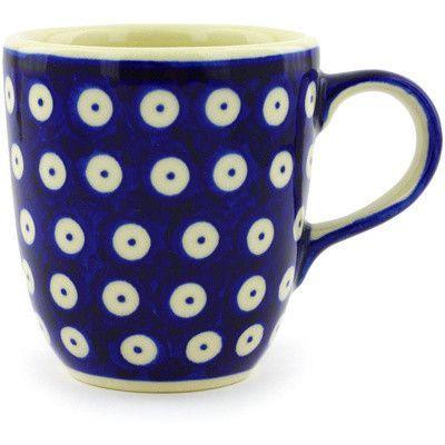 Polmedia Polish Pottery 11 oz. Stoneware Mug