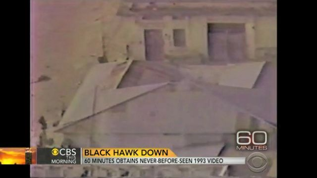 "Never-before-seen military footage of ""Black Hawk Down""   khou.com Houston"
