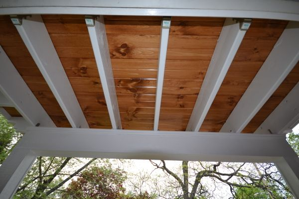 Plywood Beadboard Patio Roofs Google Search Porch