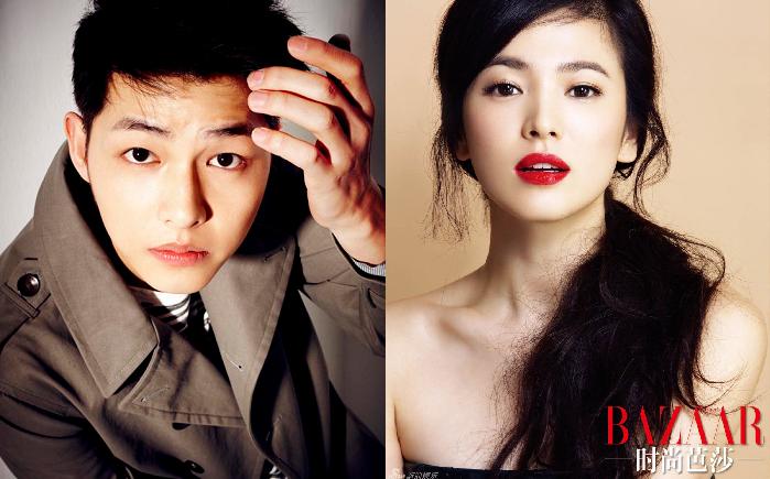 Song Joong Ki, Song Hye Gyo, and more confirmed for upcoming series Descendants of the Sun
