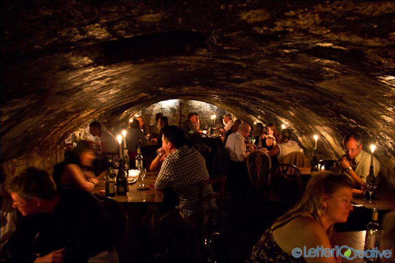 Oldest Wine Bar in London, Gordon's Wine Bar August 2012 ...