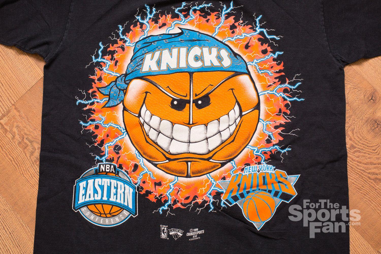 Vintage New York Knicks T Shirt 90s Nba Hip Hop Bandana Vintage New York New York Knicks Knicks