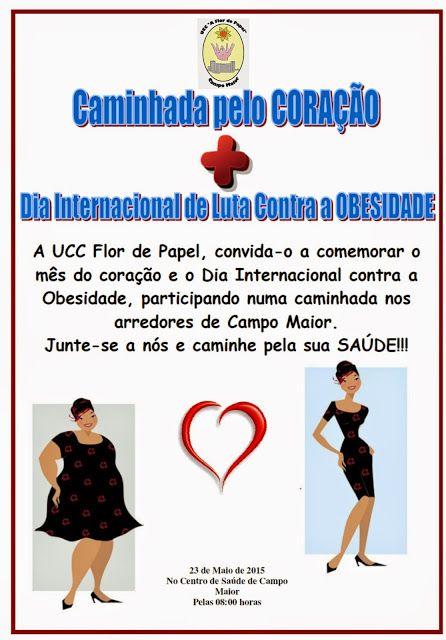 """Campomaiornews: UCC-Flor de Papel de Campo Maior organiza """"Caminha..."""