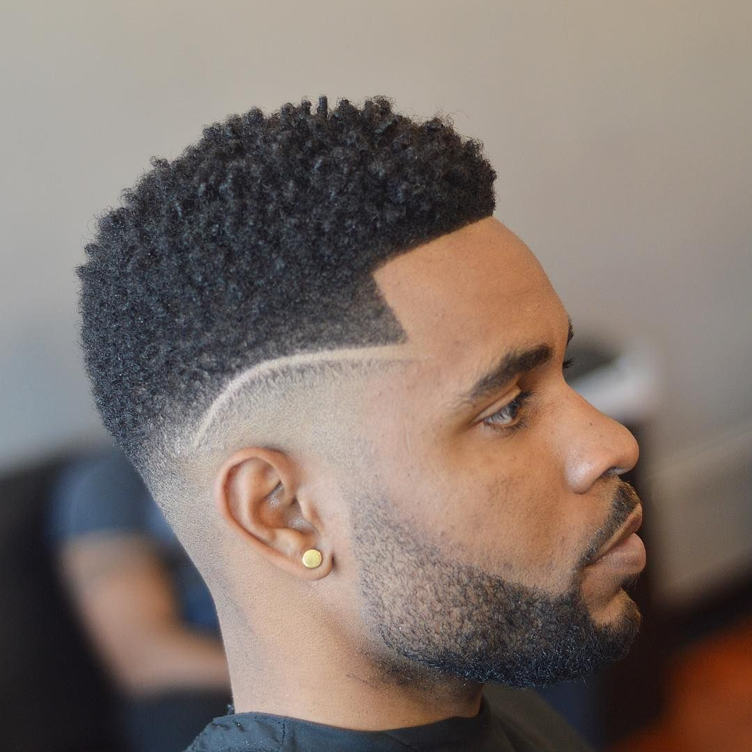 Epingle Sur Black Men Haircuts