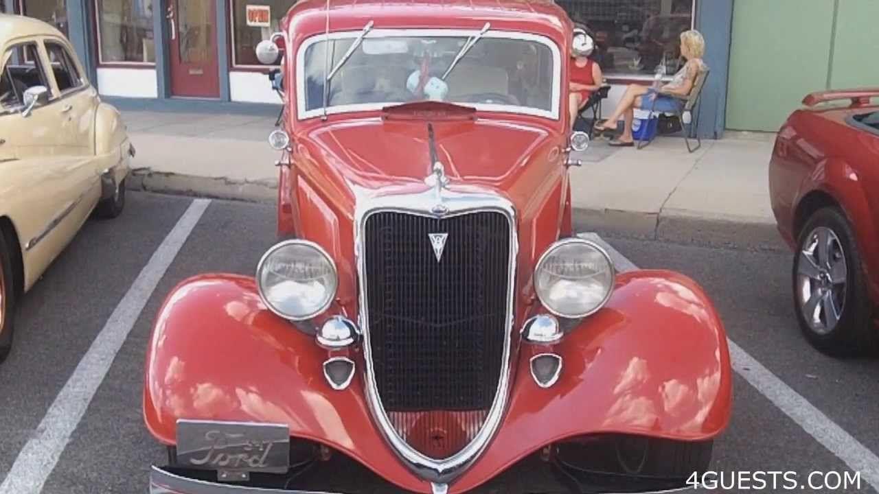 BONNIE AND CLYDE MACHINE GUN ~ VINTAGE CARS | Classic Automobile ...