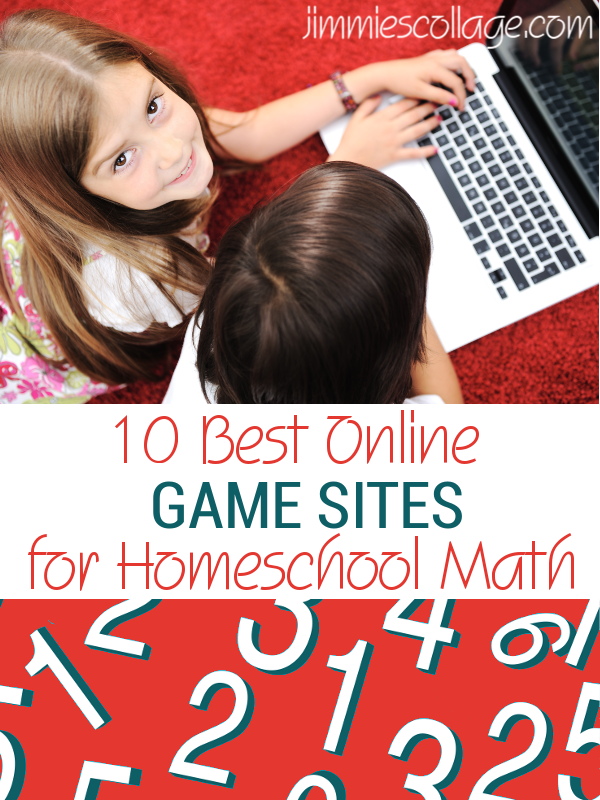 10 Best Online Game Sites for Homeschool Math | Living Math for ...