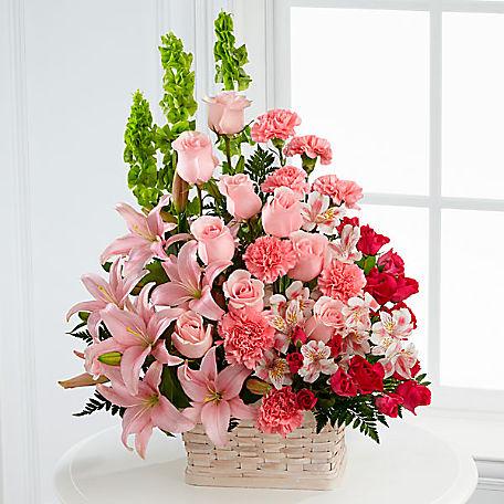 Flowers for Grave Vase. Erie Landmark Company offers