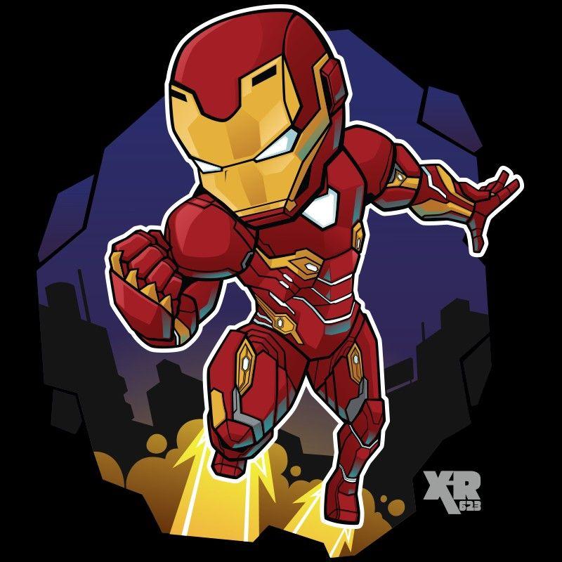 Iron Man Desenhos De Super Herois Desenho Dos Vingadores