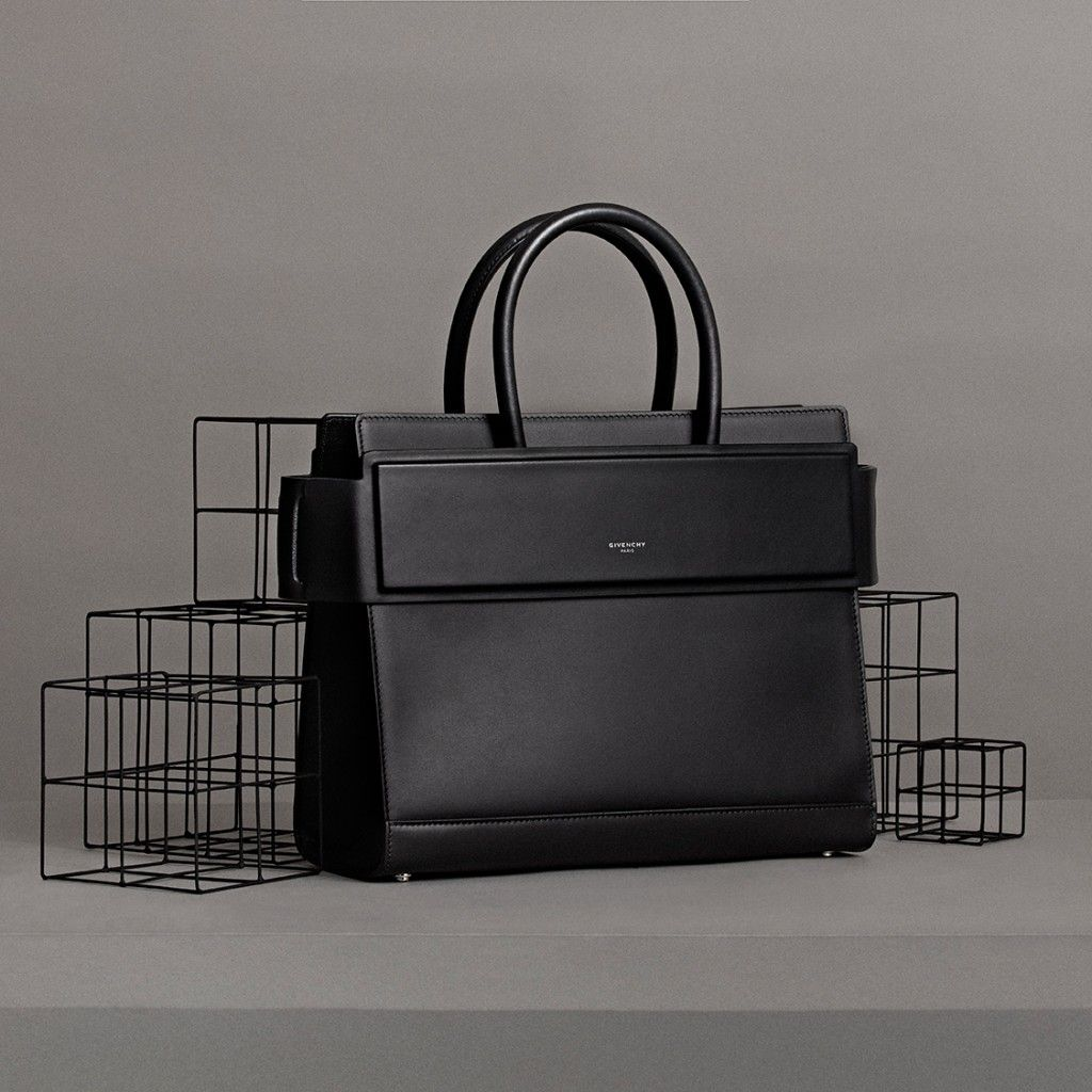 b19a8a41ecfc The New Givenchy Horizon Bag Is A Modern Masterpiece