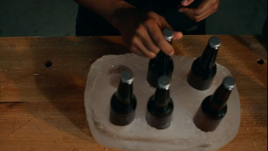 More awesome than a cooler, and more dude than an ice sculpture, the Craftsman Ice Block 6-Pack is a guaranteed party hit. Man-O-Vations: Innovations for men.