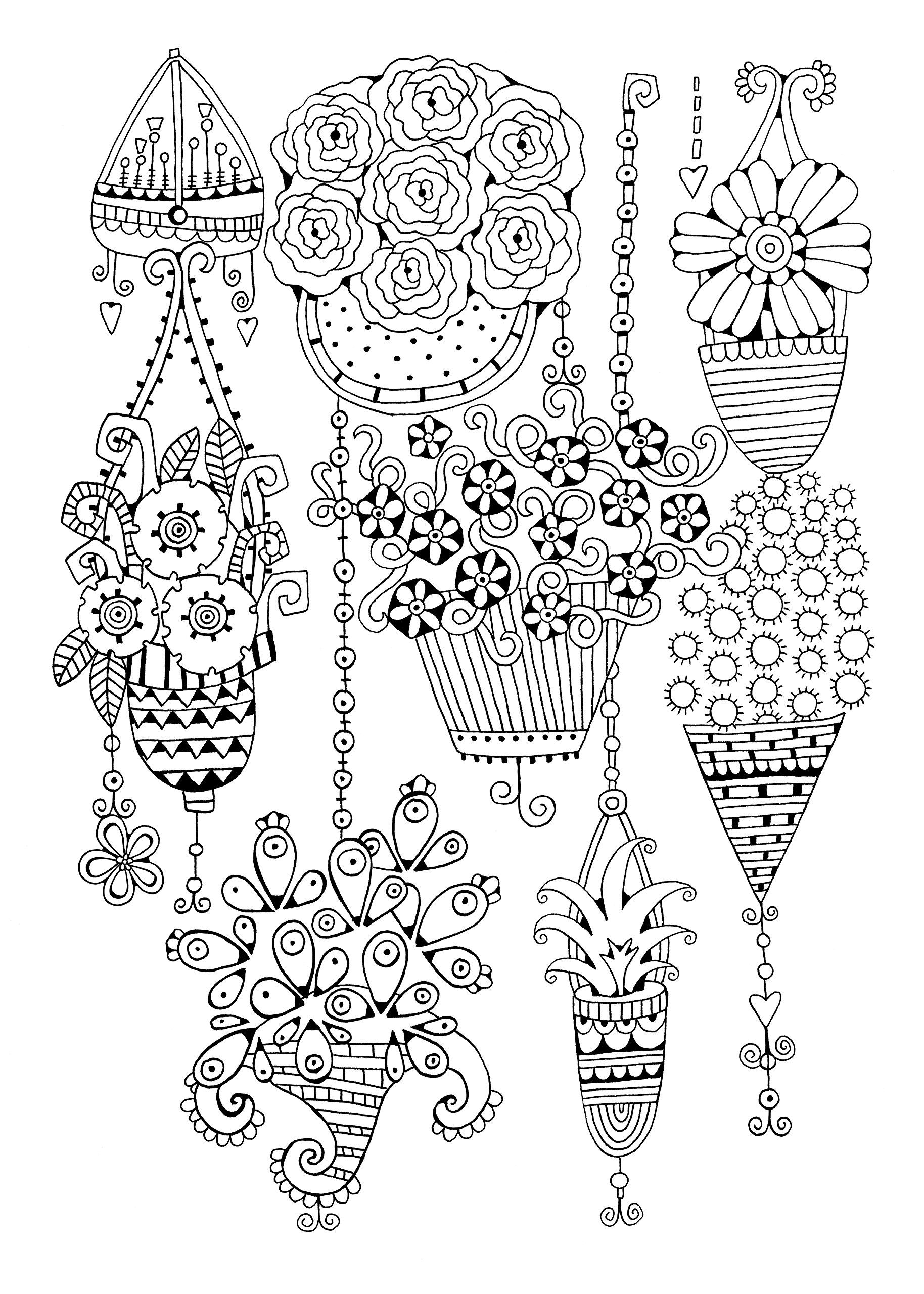 ColoringToolkit Coloriage If You Pen And WatercolorColoring BooksColouringColoring