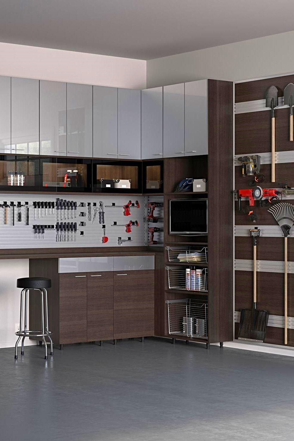 Diy Garage Storage On A Budget And Building Garage Shelves Reddit