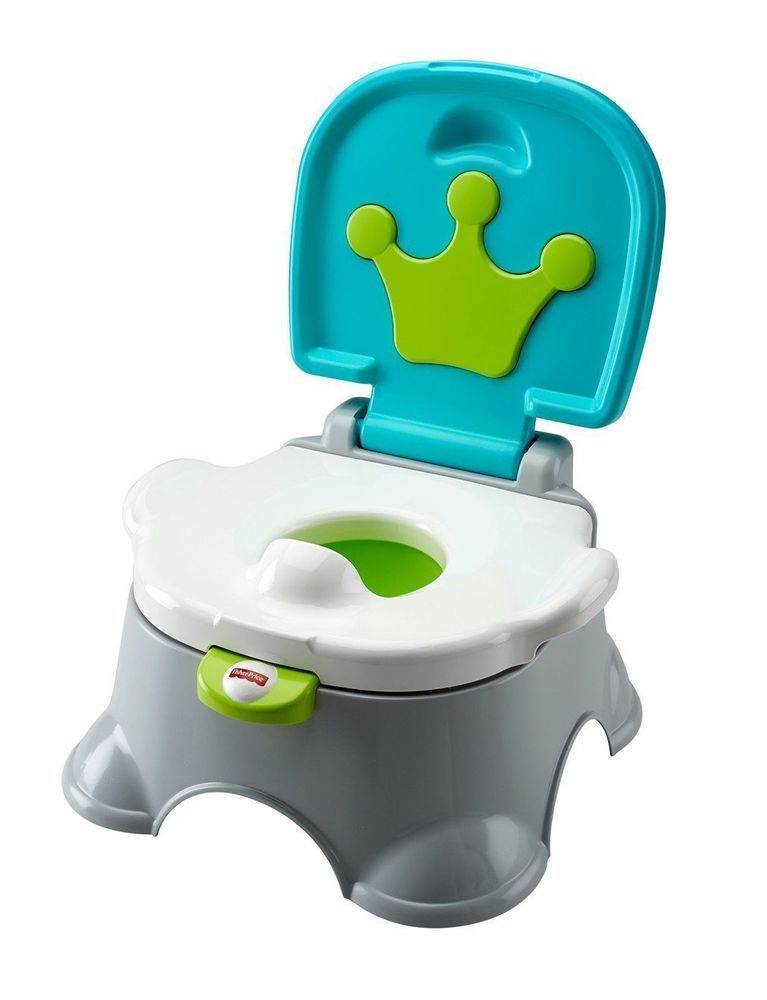 Baby Potty Training Toddler Chair Toilet Seat Step Stool Musical