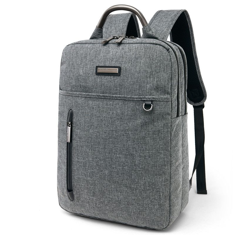 (Buy here: http://appdeal.ru/2hv1 ) High Quality Square Unique Design Brand Laptop Backpack for Men Black Back Pack Man Travel Bag Mochila Masculina 1526 for just US $77.00