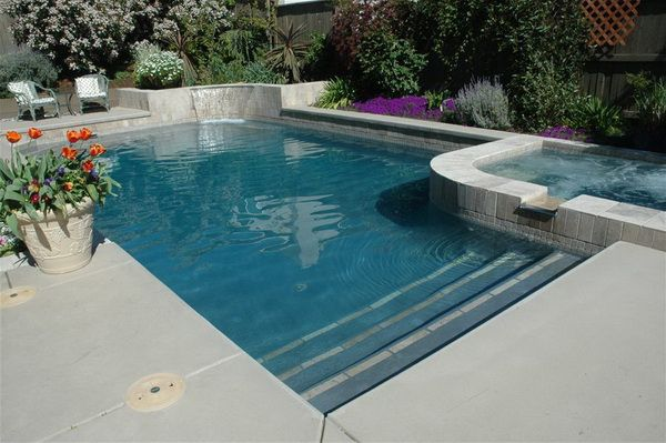 Luxurious residential pools to dream about by geremia for Pool design miami