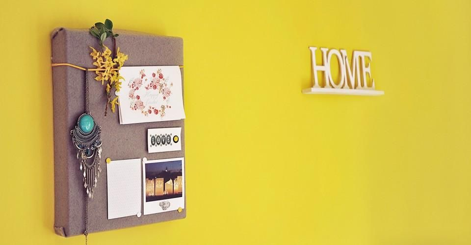 DIY Pinboard : DIY Pin board from shoe box | DIY Pinboard ...