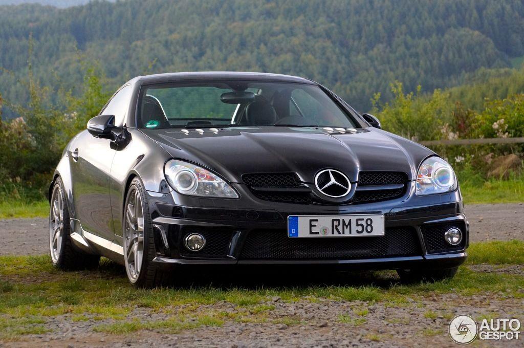 Mercedes Benz Slk 55 Amg R171 2007