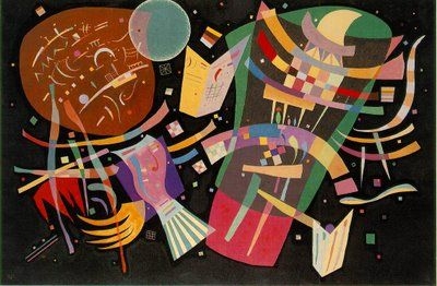 Wassily Kandinsky,  Composition 10 - 1939
