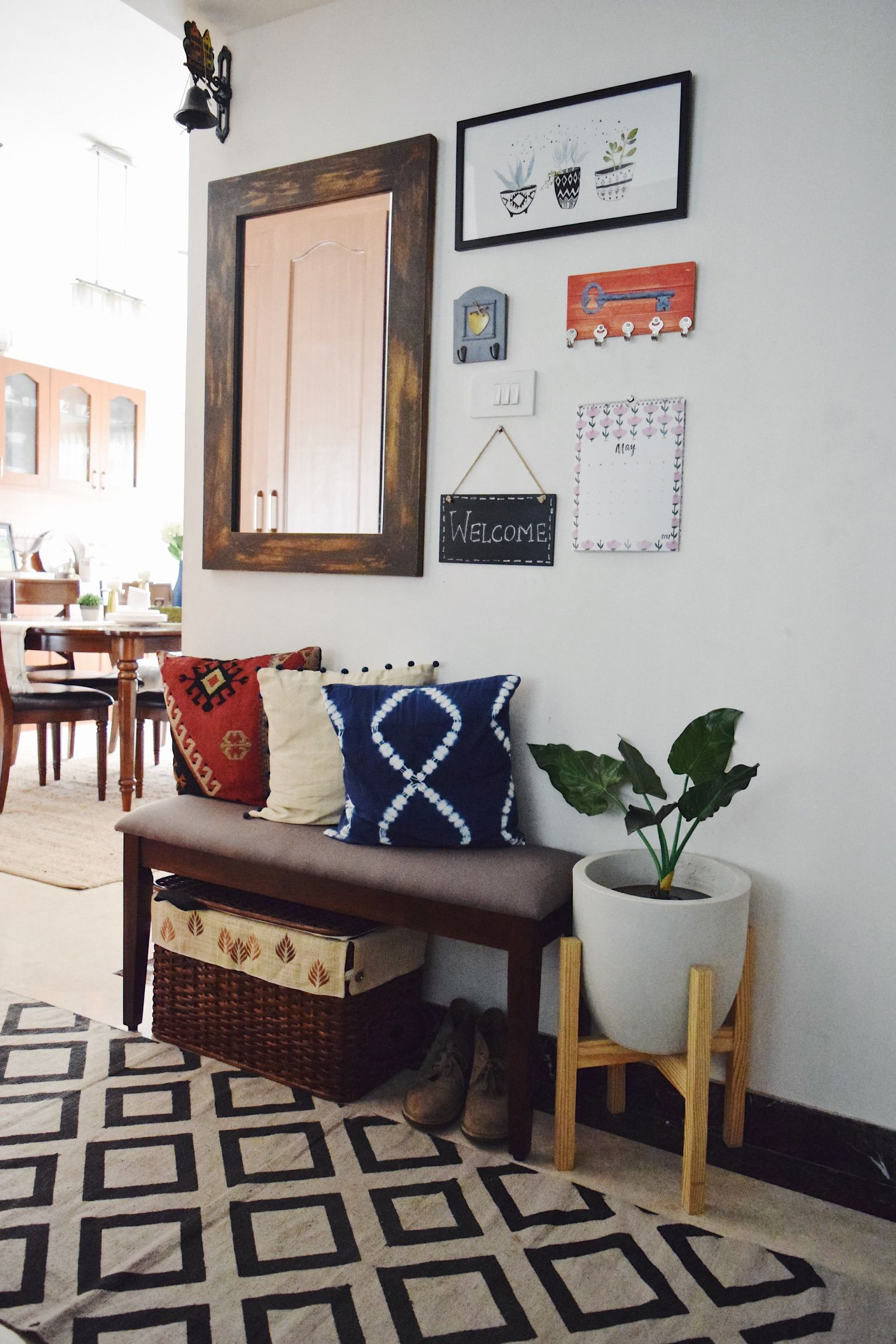 Inside A Gorgeous Chennai Home That's Pinterest-Worthy