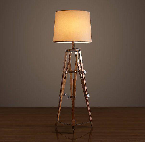 Decor Look Alikes | Restoration Hardware Suryevoru0027s Tripod Floor Lamp $1495  Vs $250 @JCPenney