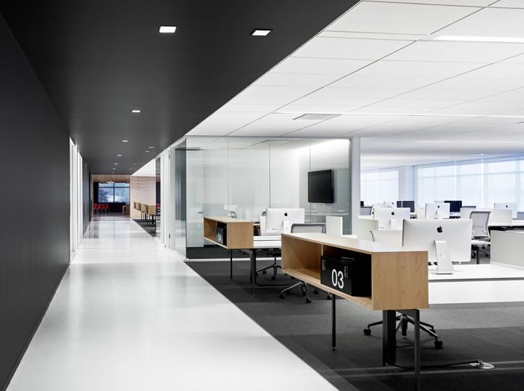 Techshed office usa by garcia tamjidi architecture design
