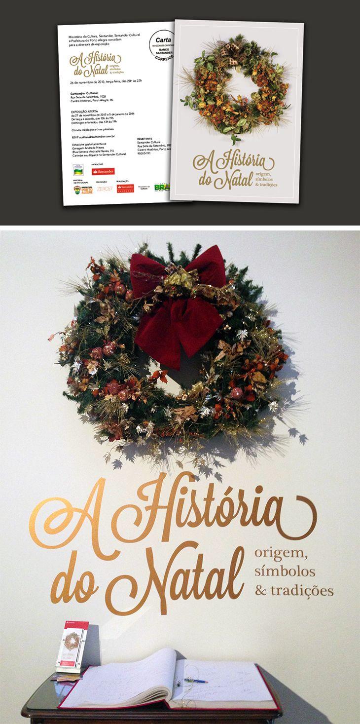 Exposição A História do Natal | A História do Natal Exhibition | Santander Cultural