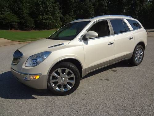 3674 2011 Buick Enclave Pearl 54k Miles 26 500 Buick Enclave Buick New Cars