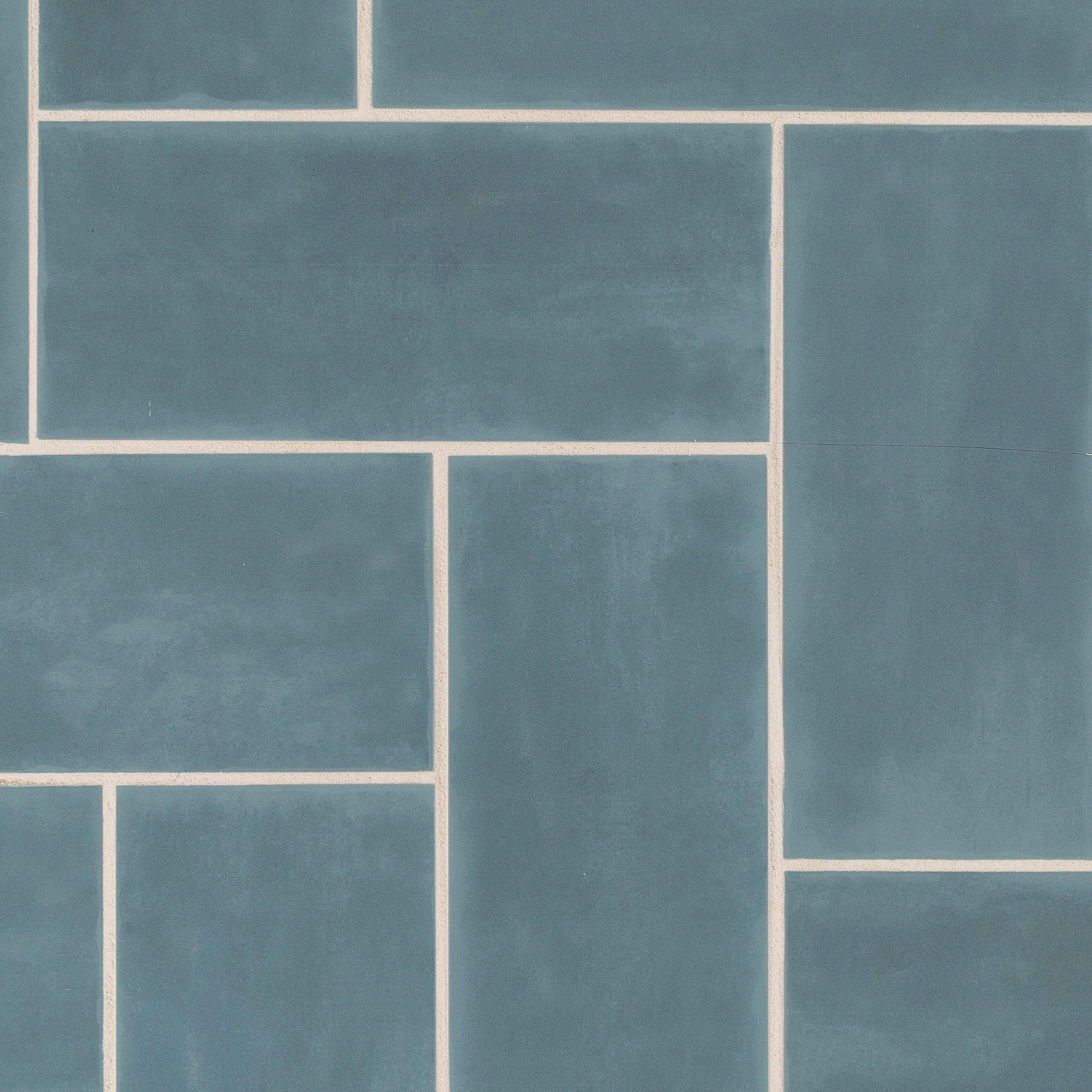 Maiolica Bungalow Blue Wall Tile Blue Tile Wall Shower Wall Tile Wall Tiles