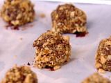 Hazelnut Truffles by Ina Garten -- Do not let the cream come to a boil even though the recipe says to.  The video and tv show say to only bring the cream to a simmer.